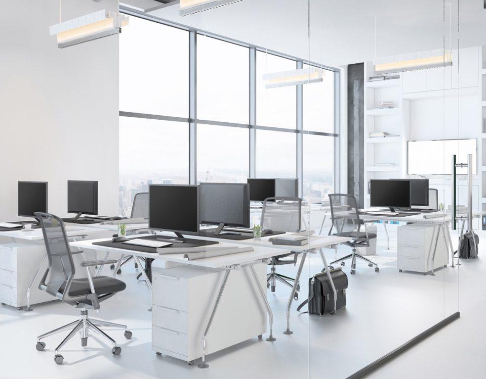 dopasowania oświetlenia do potrzeb pracownika